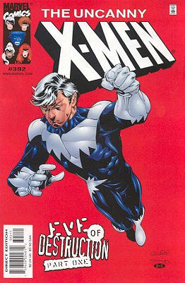 Uncanny X-Men # 392