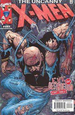 Uncanny X-Men # 393