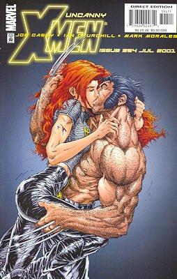 Uncanny X-Men # 394