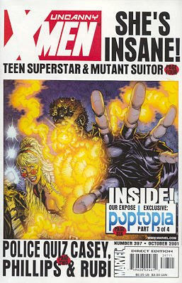 Uncanny X-Men # 397
