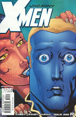 Uncanny X-Men 399 - For Unlawful Carnal Knowledge