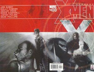 Uncanny X-Men 400