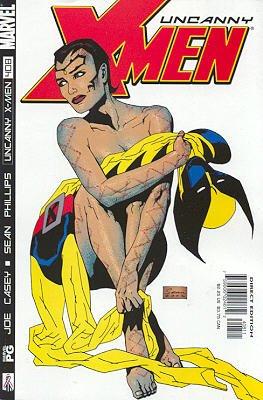 Uncanny X-Men # 408