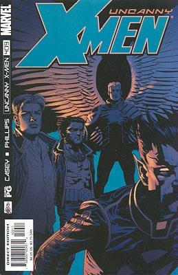 Uncanny X-Men # 409