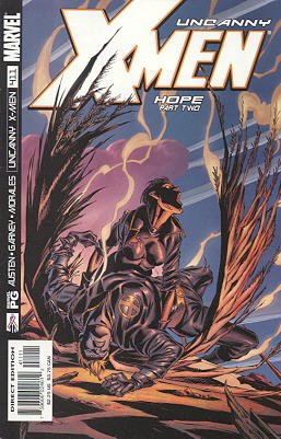 Uncanny X-Men 411