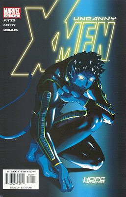 Uncanny X-Men # 412