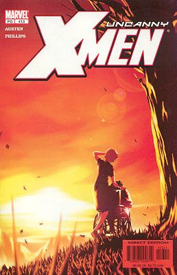 Uncanny X-Men 413 - Annie's Moving Story