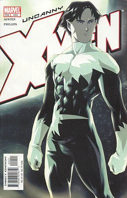 Uncanny X-Men # 414