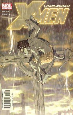 Uncanny X-Men # 415