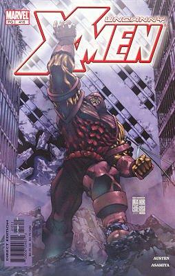 Uncanny X-Men # 416