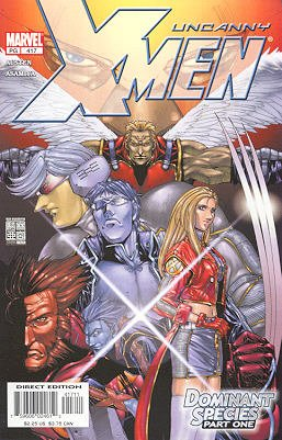 Uncanny X-Men 417 - Dominant Species, Part 1