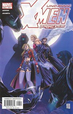 Uncanny X-Men # 418