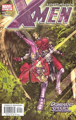 Uncanny X-Men 420