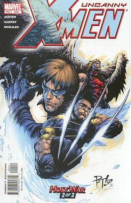 Uncanny X-Men # 424