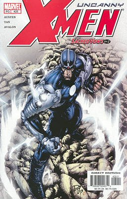Uncanny X-Men # 425