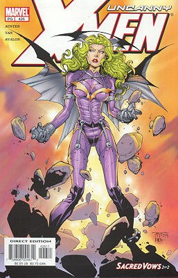 Uncanny X-Men # 426