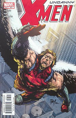 Uncanny X-Men # 427