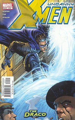 Uncanny X-Men # 429