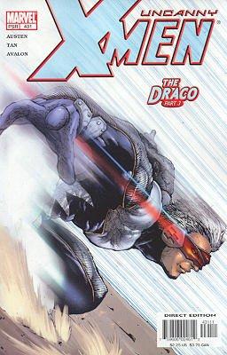 Uncanny X-Men # 431