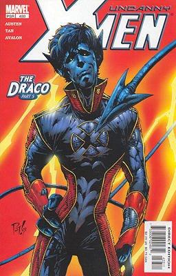 Uncanny X-Men 433 - The Draco, Part V of VI