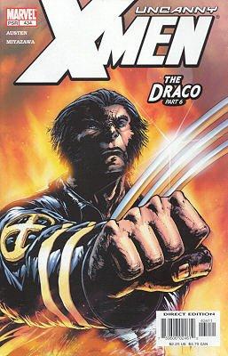 Uncanny X-Men # 434