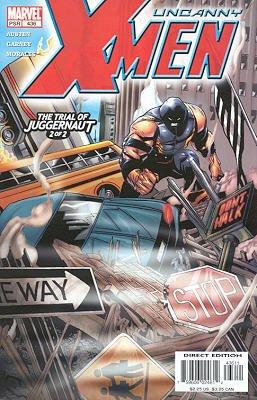 Uncanny X-Men 436 - The Trial of Juggernaut, Conclusion