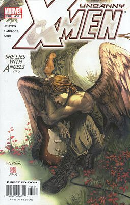 Uncanny X-Men # 438