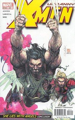 Uncanny X-Men # 441