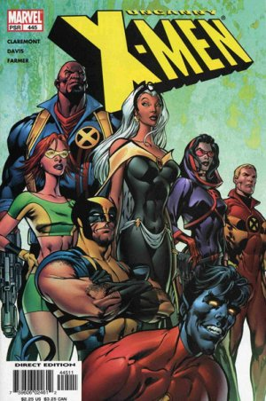 Uncanny X-Men # 445 Issues V1 (1963 - 2011)