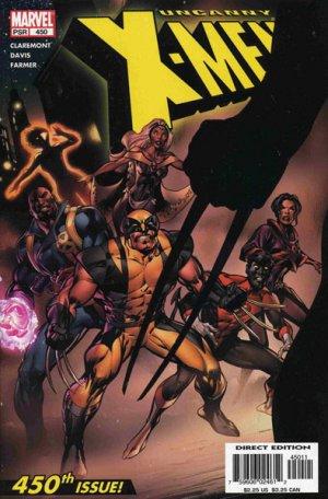 Uncanny X-Men 450
