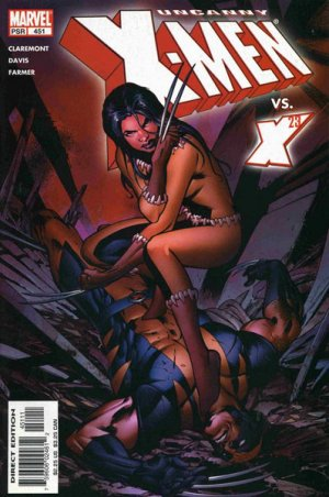 Uncanny X-Men # 451 Issues V1 (1963 - 2011)