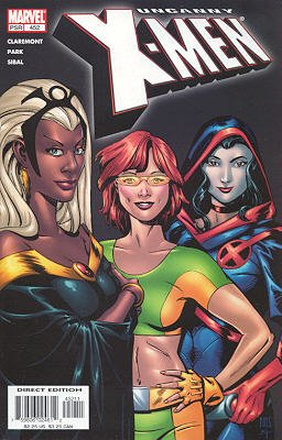 Uncanny X-Men # 452