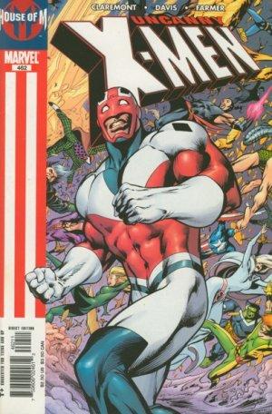 Uncanny X-Men # 462