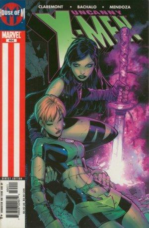 Uncanny X-Men 464