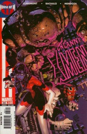Uncanny X-Men # 465