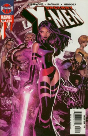 Uncanny X-Men # 467