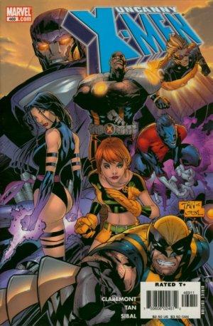 Uncanny X-Men # 469