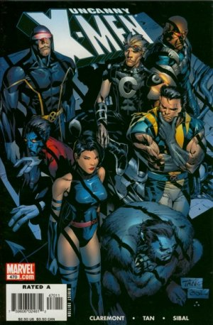 Uncanny X-Men # 470
