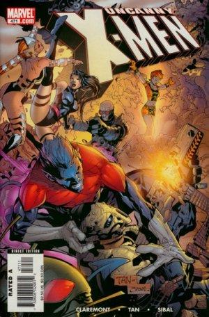 Uncanny X-Men # 471