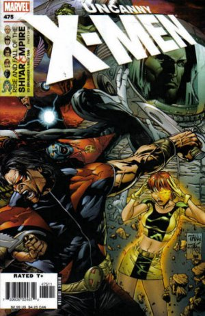 Uncanny X-Men # 475 Issues V1 (1963 - 2011)