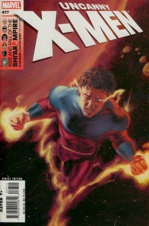Uncanny X-Men # 477 Issues V1 (1963 - 2011)