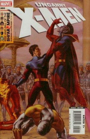Uncanny X-Men # 480