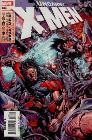 Uncanny X-Men # 484