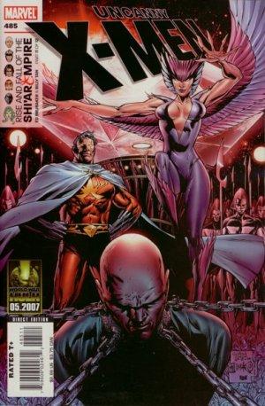 Uncanny X-Men # 485