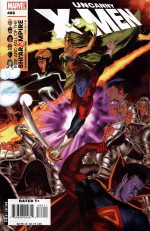 Uncanny X-Men # 486
