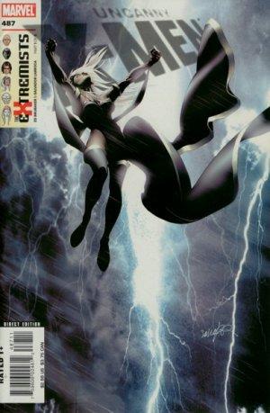 Uncanny X-Men # 487 Issues V1 (1963 - 2011)