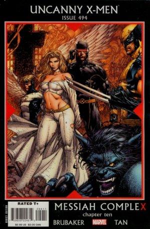 Uncanny X-Men # 494