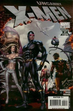 Uncanny X-Men # 495
