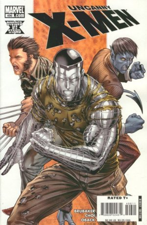 Uncanny X-Men # 496