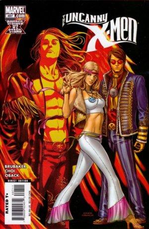 Uncanny X-Men # 497